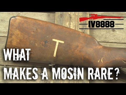 What Makes a Mosin Rare?