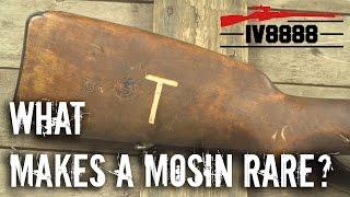 What Makes a Mosin Rare?