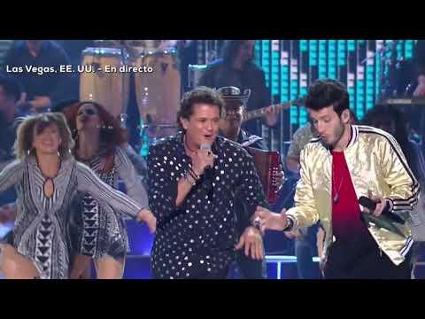 Robarte un Beso - Carlos Vives & Sebastian Yatra ((En Vivo)) Latin Grammy