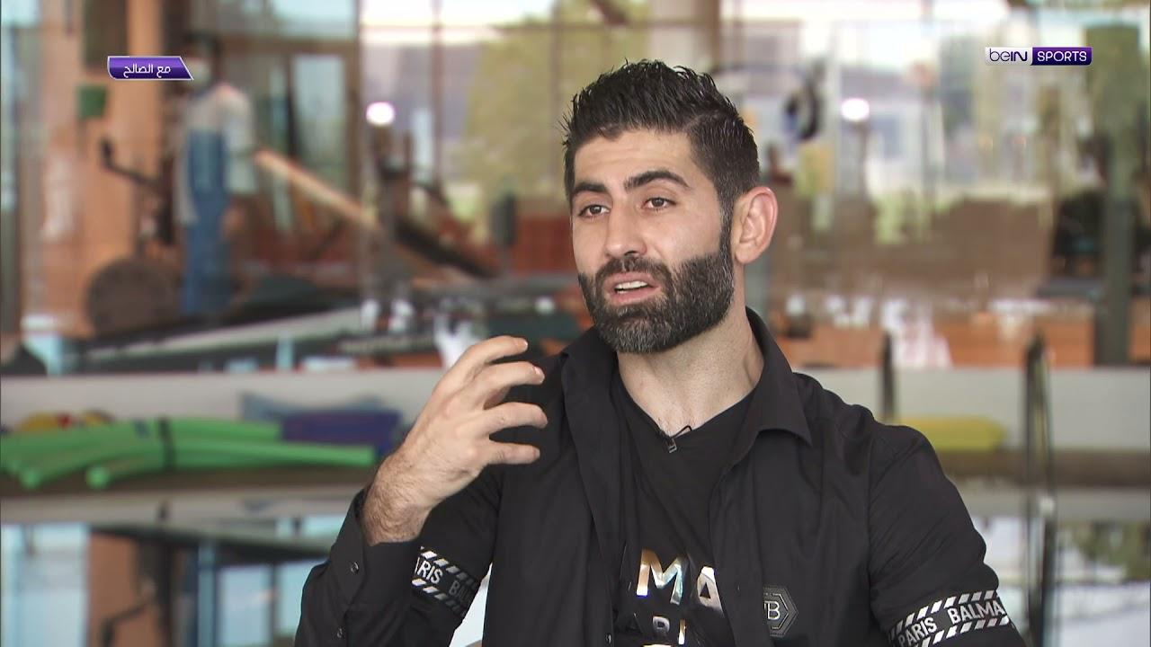 أحمد الصالح يتحدث عن طموحات منتخب سوريا في كأس العرب وتصفيات كأس العالم