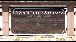 Lizard Head Pass Peak Most Dangerous Climb in Colorado Rocky Mountain Region San Juan Skyways