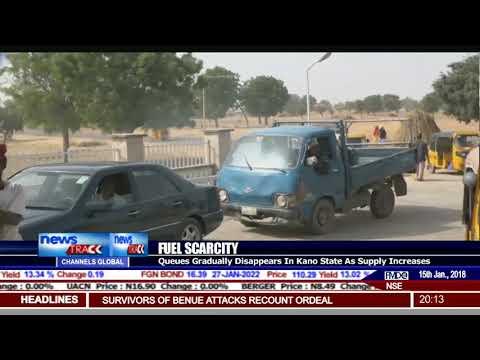 Fuel Scarcity: Long Queues Persist In Kaduna, Akwa Ibom States