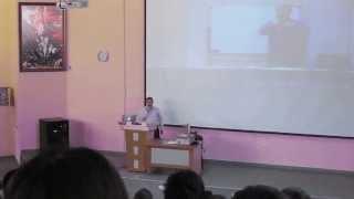 Ders arası mola break in the middle of the lecture