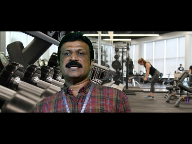 Health Benefits of Physical Activities - Dr Saju S