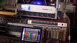 KLANG:fabrik | 3D In-Ear Mixing by KLANG:technologies
