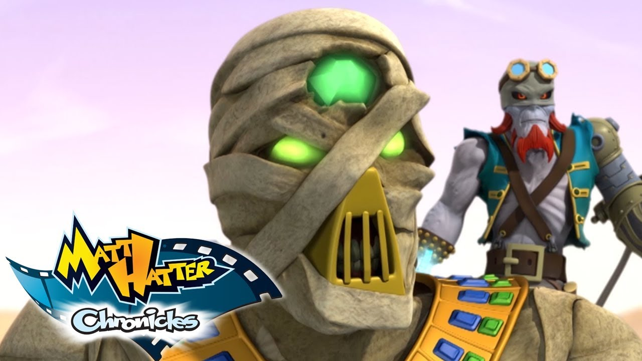 Download Matt Hatter Chronicles - Too Many Villains | Compilation | Cartoons for Kids