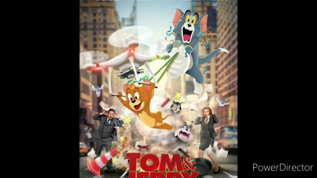 Download Tom and Jerry - rocket fuel