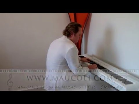 Everytime You Go Away (Paul Young) - Original Piano Arrangement by MAUCOLI