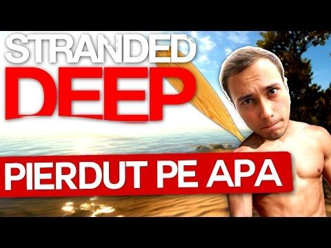 Pierdut pe apa! Stranded Deep