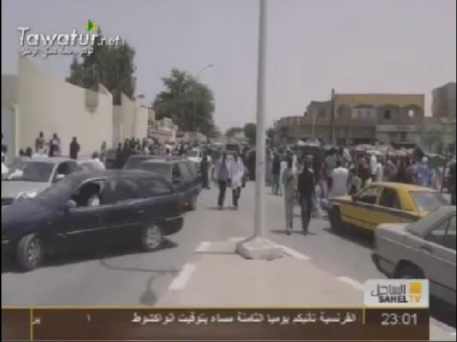 Bilan lourd sur la tragique bousculade au carrefour Nouadhibou - Sahel TV