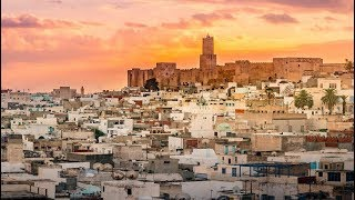 جولة سياحية في مدينة سوسة - تونس