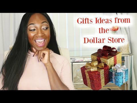 Christmas Present Ideas from the Dollar Store