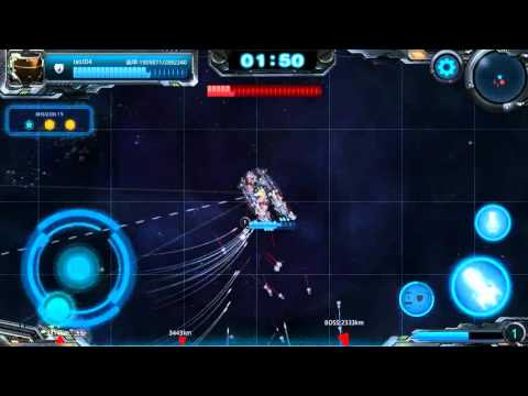 舰队指挥官(Fleet Commander)宣传视频