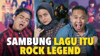 Sambung Lagu Itu! Rock Lejen Dulu-Dulu | SEISMIK Challenge