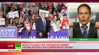 American MSM 'continue down the downward slope of irrelevancy' – Max Keiser on Trump-Russia scandal