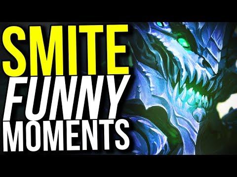 REFLECTION DAMAGE KUZENBO OP! - SMITE FUNNY MOMENTS
