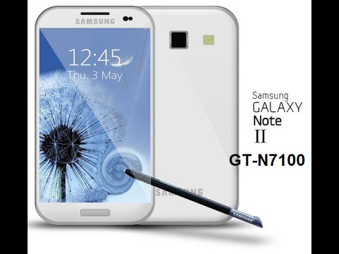 samsung galaxy note ii gt n7100t