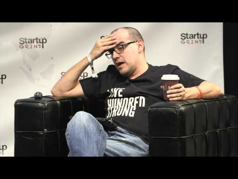 Dave McClure (500 Startups) at Startup Grind 2014