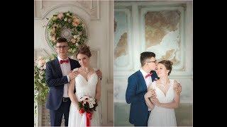 Наша Свадьба: Юля и Данила Коклягины 12.09.2017 (music: Баста и Алсу - Мы с тобой)