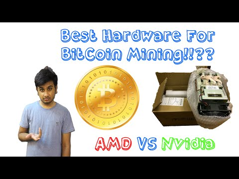 Which Hardware Can Be Used For BitCoin Mining Hindi/Urdu