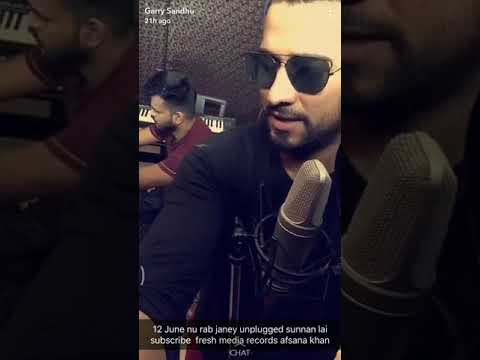 ##Garry Sandhu snapchat ##🎥 6 June 2018 #new song coming soon#
