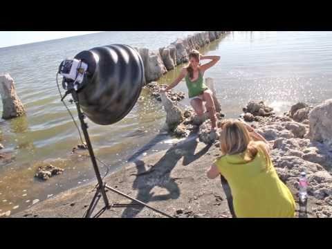 Fashion shoot- Bombay Beach - Emily Soto Photography
