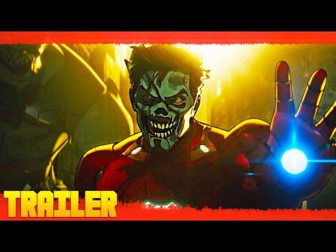 What If...? (2021) Marvel Serie Tráiler Oficial Español Latino