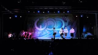 Riot Squad // World Of Dance Dallas 2012 // 1st Place Youth Division