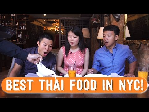 Best Thai Food In New York City