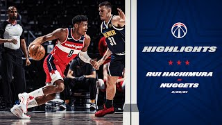 Highlights: Rui Hachimura scores 20 in win over Nuggets - 2/25/21