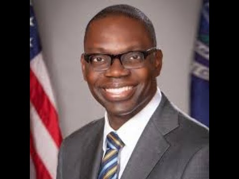Lt. Gov. Garlin Gilchrist II - Time To Get Everyone In Michigan On Internet