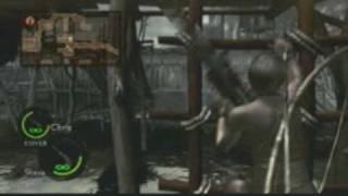 Resident Evil 5 walkthrough part 17 sheva