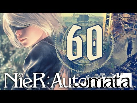 ENDINGS D&E: I'VE LOST EVERYTHING | -Finale- | Nier: Automata #60