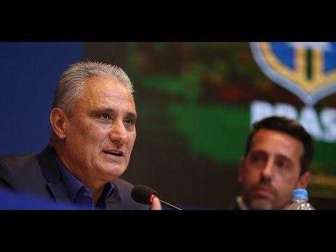 bc56585f48 Convocação da SELEÇÃO BRASILEIRA para os amistosos contra Argentina e Arábia  Saudita