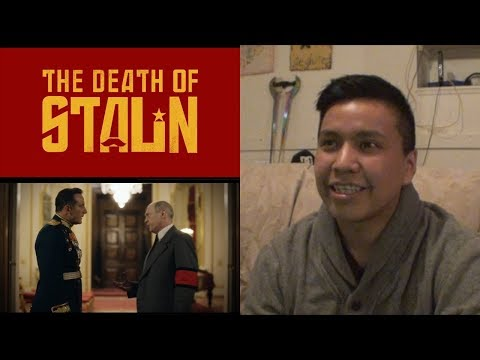 THE DEATH OF STALIN International Trailer #1 Reaction