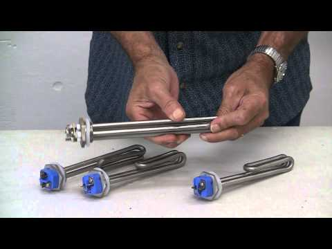 Missouri Wind and Solar new DC Water heating element submersible