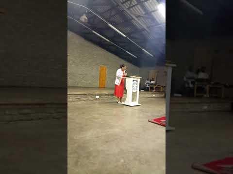 Apostle Annette Lazarus-Rose session 1 International Grace Encounter Conference Masvingo Zimbabwe #I