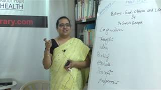 HELP TALK : Believe – Self, Others and Life by  Dr. Swati Deepak