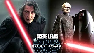 INSANE The Rise Of Skywalker Scene Leaks Revealed! (Star Wars Episode 9)