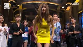 SNSD Tiffany dance