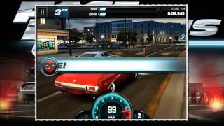 Fast & Furious 6: The Game - GamePlay Trailer [HD]