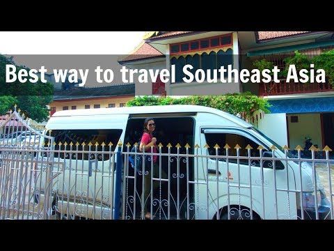 Best Way To Backpack Asia: Hop-on Hop-off Tour