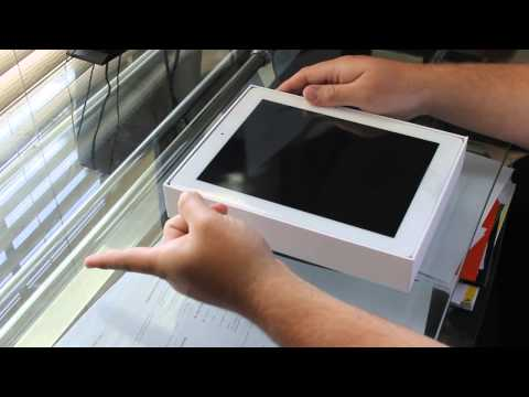 iPad 3rd Generation (Refurbished) Unboxing