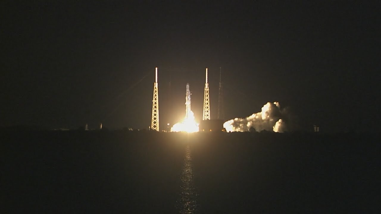 New Resupply Mission Launches to Space Station on This Week @NASA – June 29, 2018