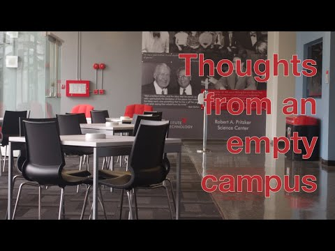 Thoughts From An Empty Campus