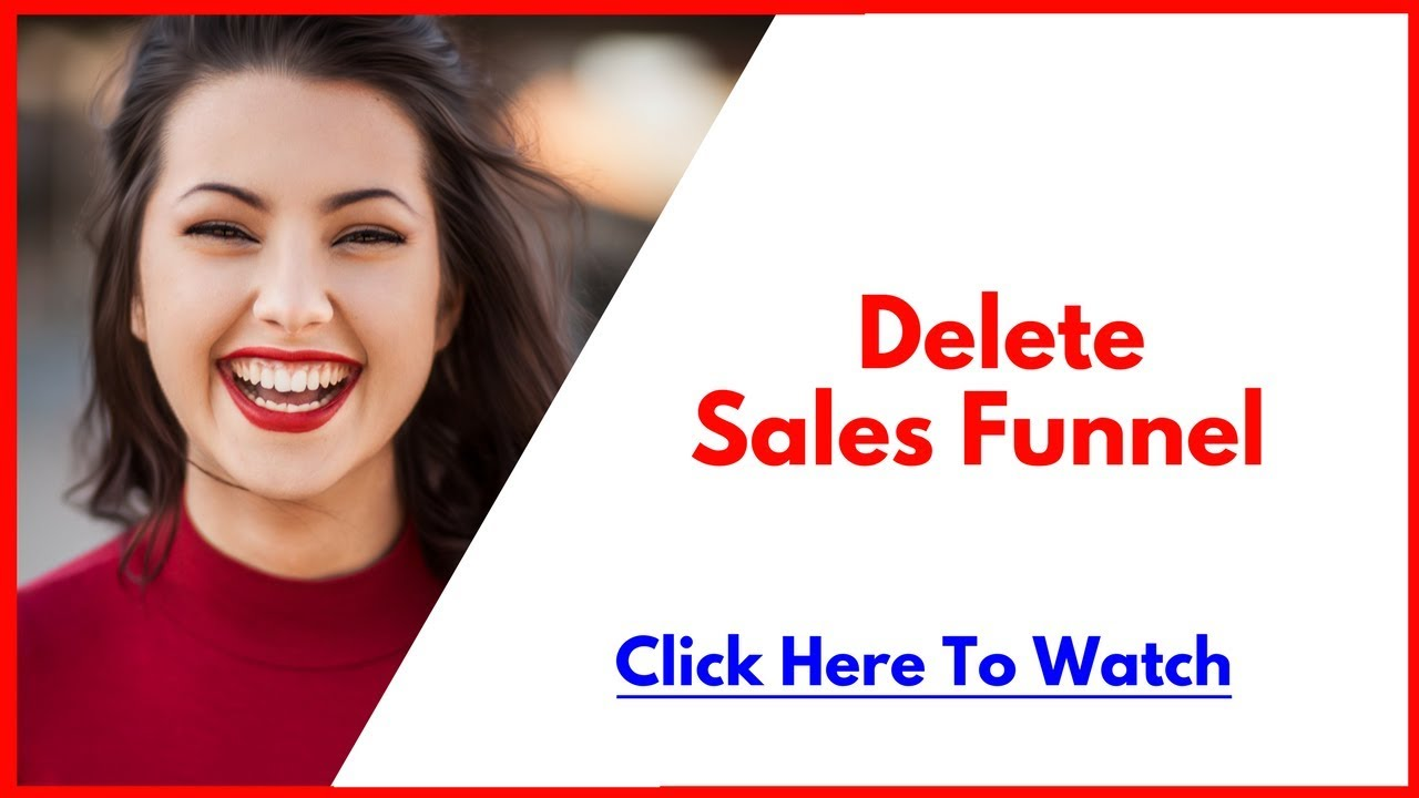 How To Delete And Archive A ClickFunnels Sales Funnel