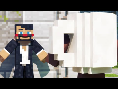 KILLED BY COFFEE (Minecraft Animation)