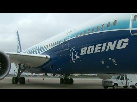 Go inside Boeing