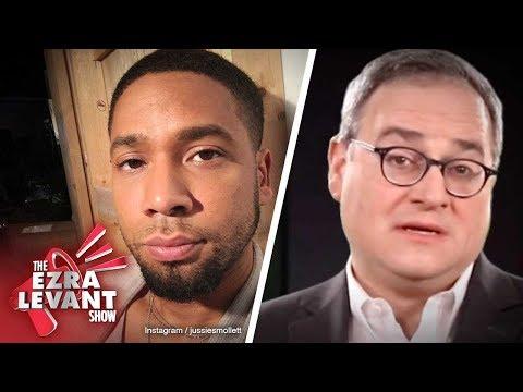 Jussie Smollett hate crime story was politics, not news   Ezra Levant