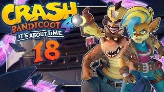 CRASH BANDICOOT 4: IT'S ABOUT TIME 📦 #18: Cortex' Verrat